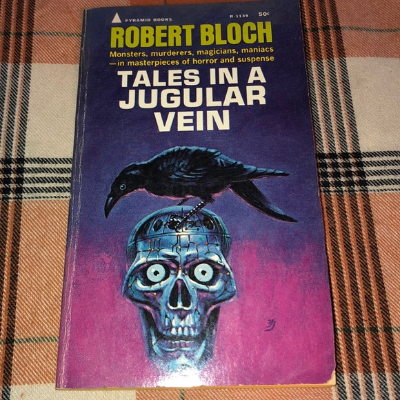Vintage Tales In A Jugular Vein Sci-fi